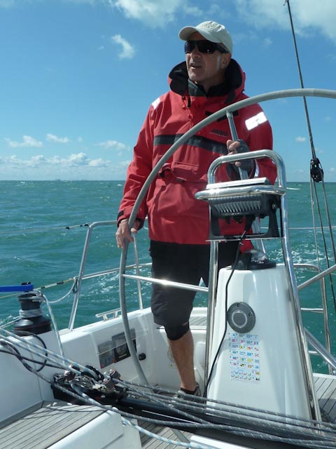 skipper voile ou second sur traversee oceanique imm u00e9diate